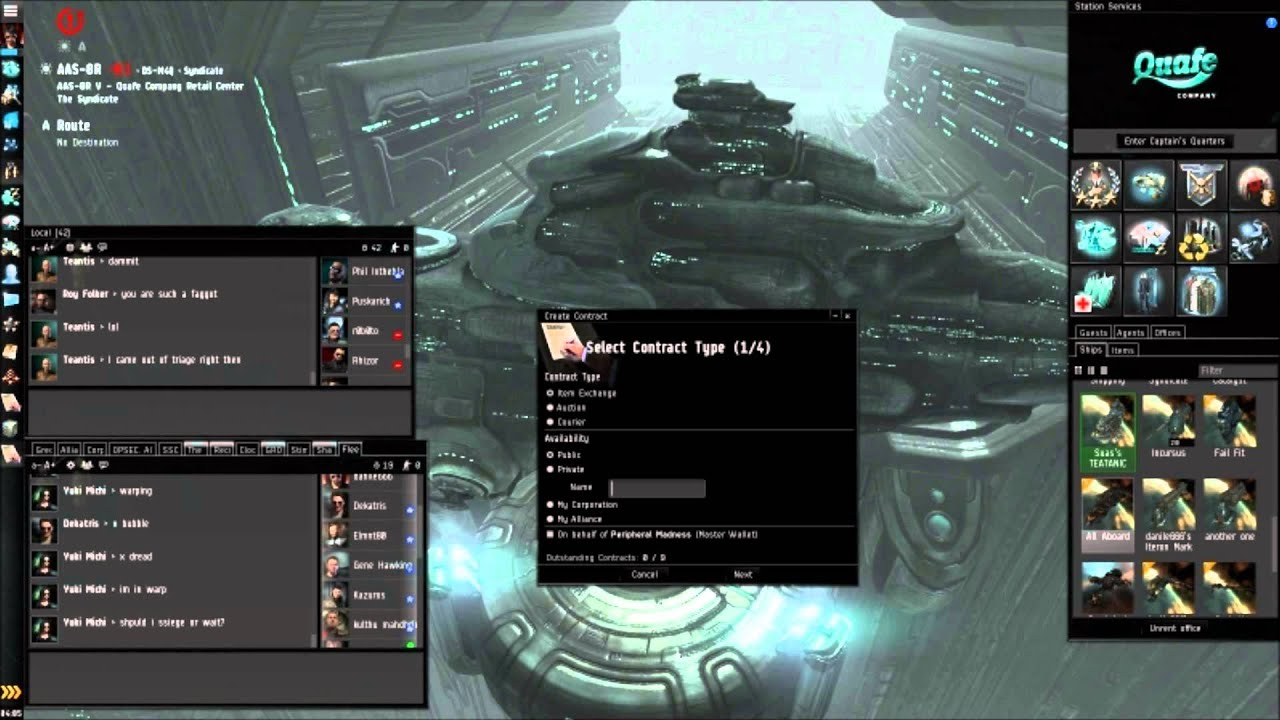 eve online how to get a titan