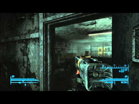 Let's Play Fallout 3 - Our Lady of Hope - 018