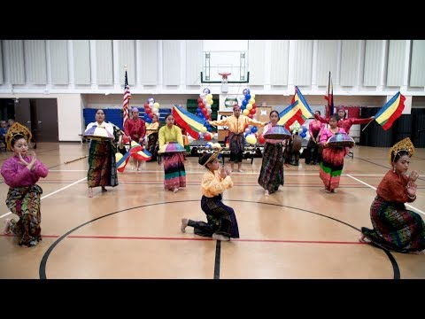 Filipino American History Month Performance | Philippine Folk Dance & Music