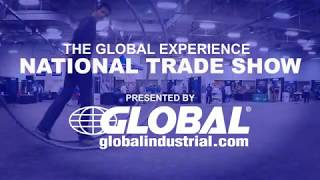 The Global Experience National Trade Show 2018