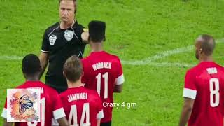 Football Referees funny moments 😂😂