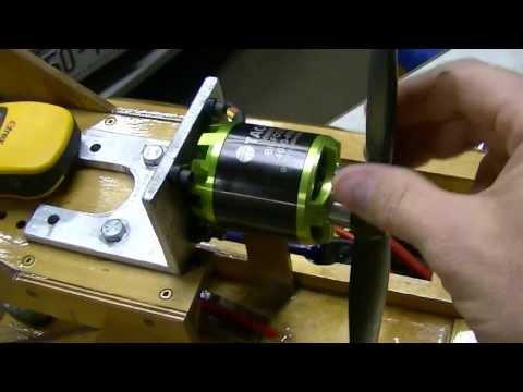 Brushless motor repair.