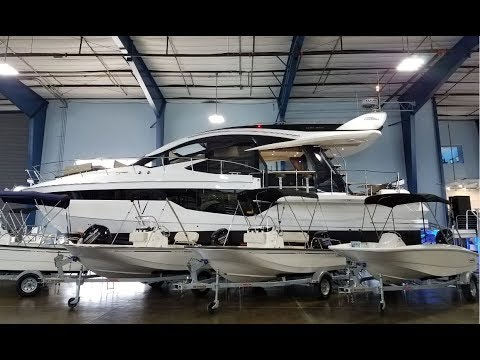 2018 Galeon 510 Skydeck Yacht For Sale at MarineMax Clearwater