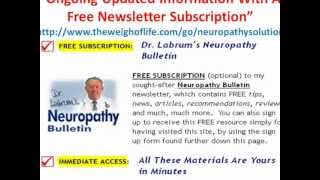 foot pain neuropathy