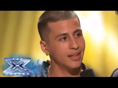 Finale: Carlito Olivero Is Eliminated From The X Factor - THE X FACTOR USA 2013
