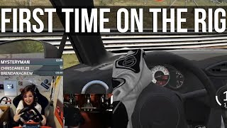 How Fast Can A Comṗlete Beginner Lap The Nordschleife?