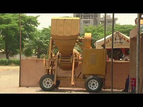 Togo, Innovation dans le bâtiment