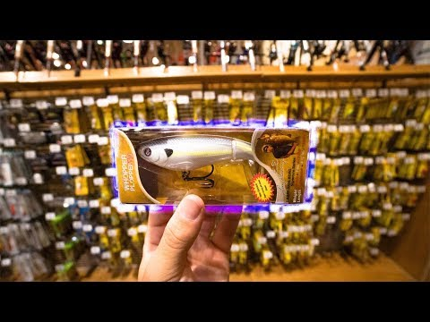 TOP 5 FALL FISHING LURES - Tackle Shop Challenge