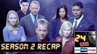 24 Season 2: A Look Back at Day 2 for Jack Bauer