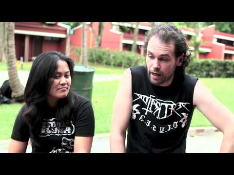 Interview with Riley of Desecrator (AU)