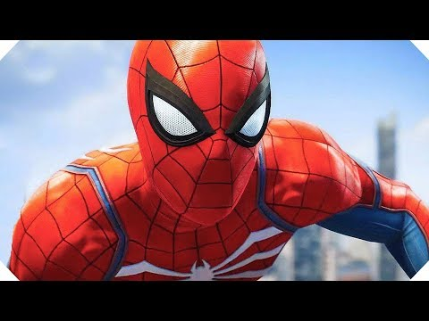 Spider Man Bande Annonce 2017 Jeu Video E3 Youtube
