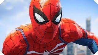 SPIDER-MAN Bande Annonce (2017) Jeu Vidéo, E3