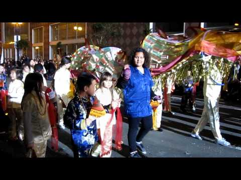 San Francisco Chinese New Year Parade 2012 Commodore Sloat Elementary School