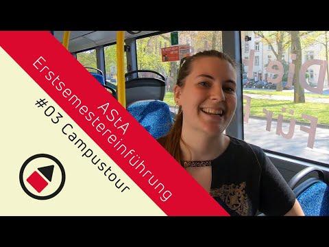 Campustour - Orientierung an der Frankfurt UAS | ESE #03