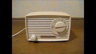 KENSINGTON model 1真空管ラジオです。 製造は日本、使用真空管は12BE6-...