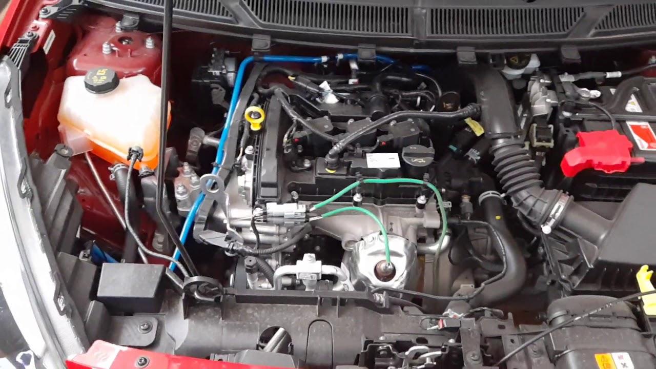 Trepidacao E Barulho Motor 3 Cilindros Ford Ka 2020 Youtube