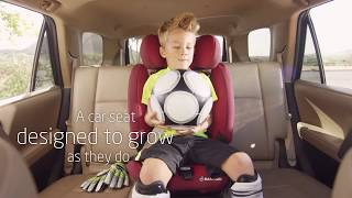 Maxi-Cosi Titan Pro | Group 1-2/3 Car Seat Intro Movie