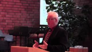 Pekka Sartola - Ajankohtainen Israel 2/3 - Näemmekö profetioiden toteutuvan