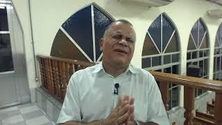 Live da Palavra - A entrada triunfal de Jesus