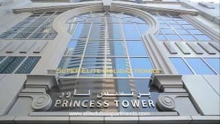 Stunning 1BR in Princess Tower, Dubai Marina