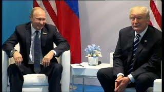 """Lavrov compara encontros de Putin e Trump no G20 a """"infantário"""""""