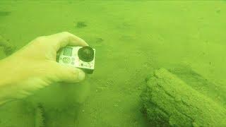Found Go Pro Lost 2 Years Ago, $300 Watch Huge River Clean Up, SASUBA Hookah Dive