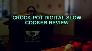 Crock Pot Digital Slow Cooker | Top Crock Pot Digital Slow Cooker 2018 (New)
