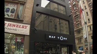 Nap time: Novelty wellness facility open in New York