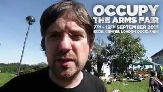 Occupy The Arms Fair, Day 4 - Academics Against the Arms Trade