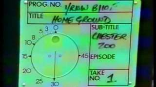 BBC TV North West Regional Opt Out Programme - Homeground, 1980s