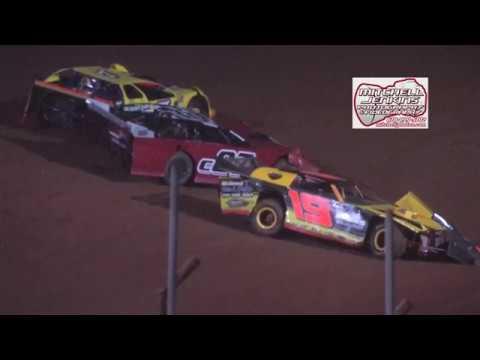 Dixie Speedway Econo Bomber Feature 04/08/2017