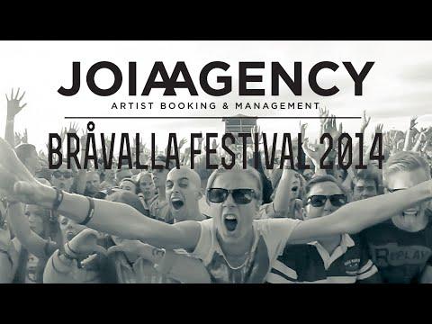Joia Agency - Bråvalla Festival 2014
