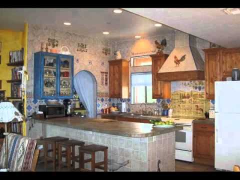 Wall Murals For Kitchen Ideas