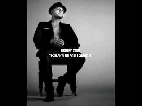 Maher Zain - Baraka Allahu Lakuma Lyrics Karaoke