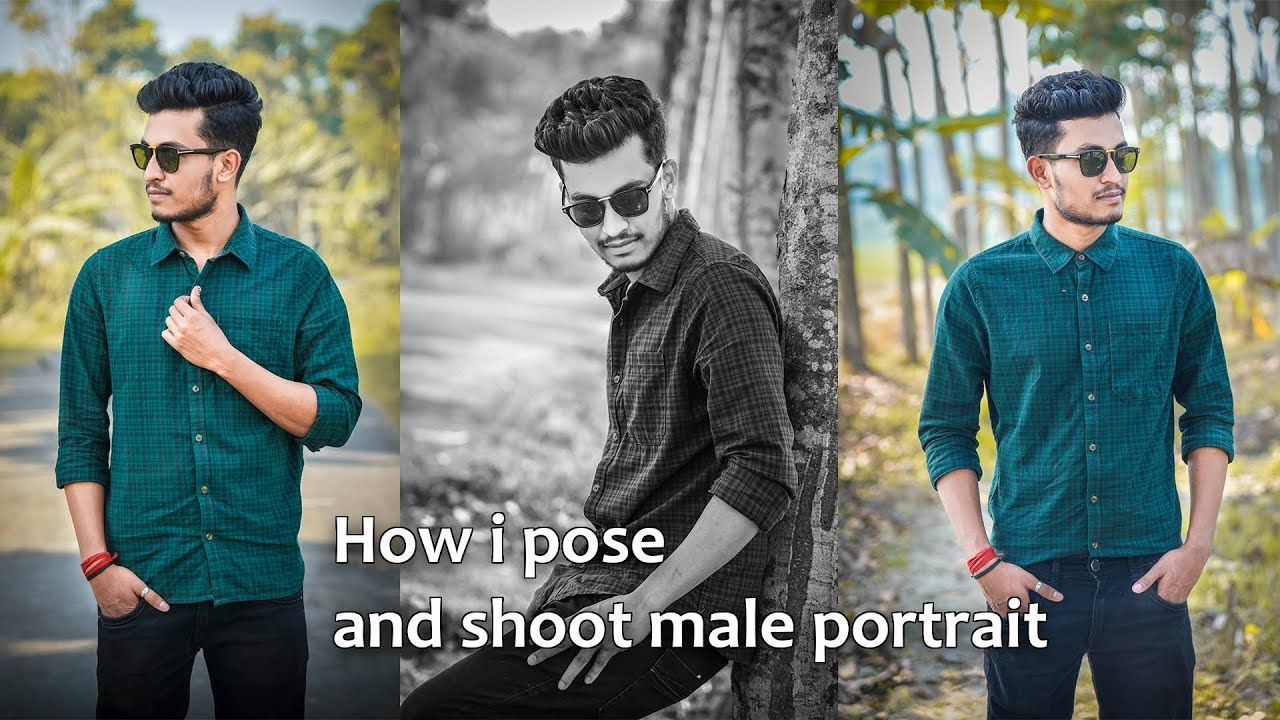 Live Photoshoot Outdoor Photoshoot Best Poses For Men Like A