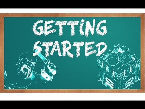 Clash of Clans- How to start an engineer base!