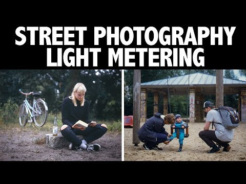My Best Tip For Light Metering On The Street