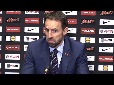 England 0-0 Germany - Gareth Southgate Full Post Match Press Conference