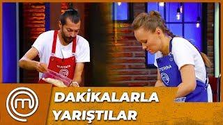 İkinci Bayrak Yarışı | MasterChef Türkiye 25.Bölüm