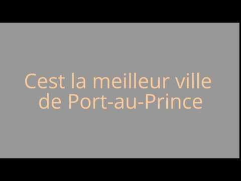 Delmas 19 la meilleure ville de port-au-prince