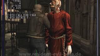 Resident Evil 4 Beta : Beta Version of red dressed Monk