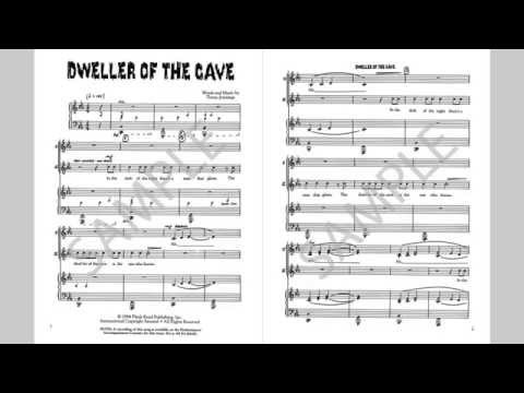 Dweller Of The Cave - MusicK8.com Singles Reproducible Kit