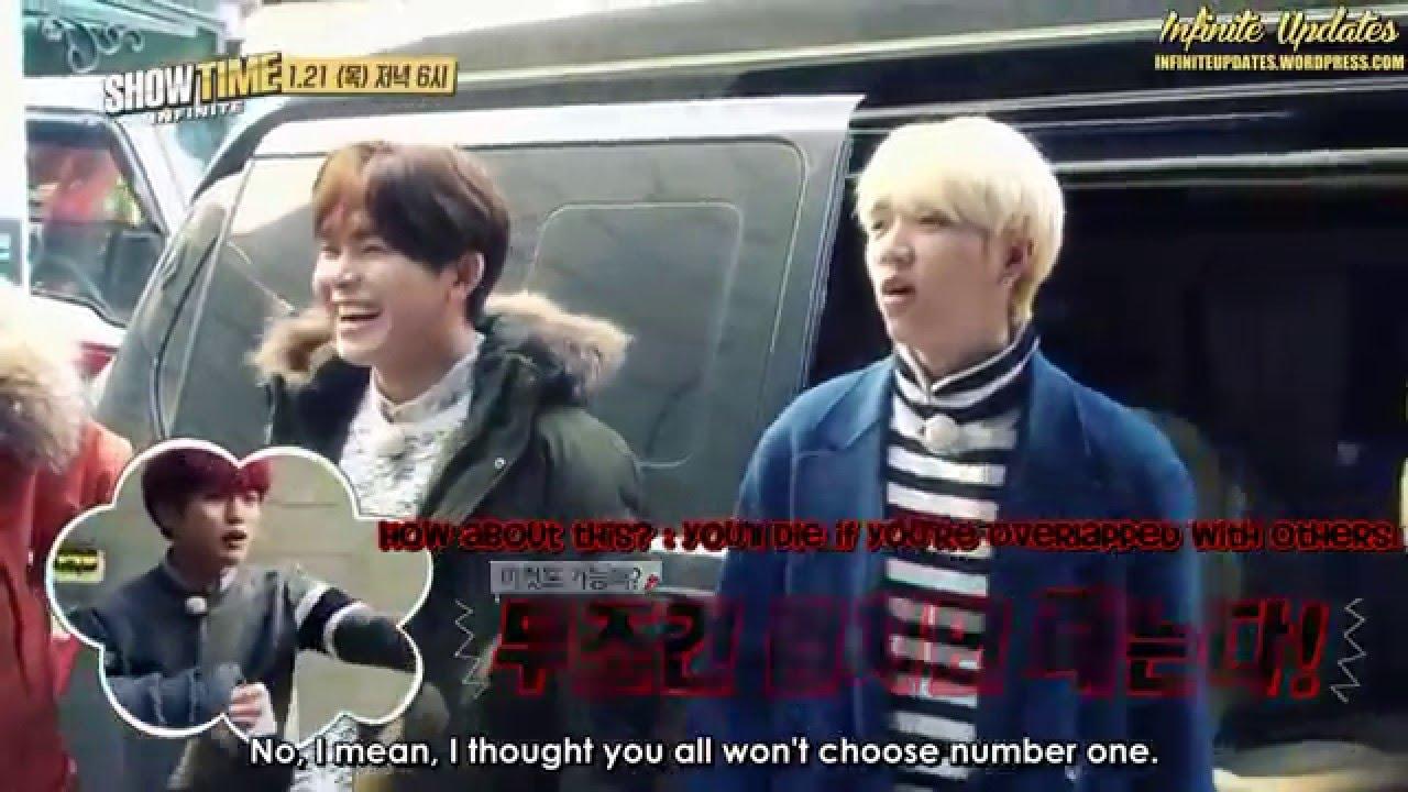 [ENG-SUB] 160115 MBC INFINITE Showtime Ep  7 - Teaser