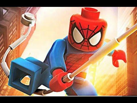 Lego Ultimate Spider-Man (Season 1:Episode 3)Electro