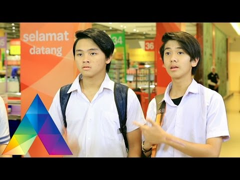 THE TRANSMART - CJR Bolos Ke Transmart (09/04/16) Part 1/3