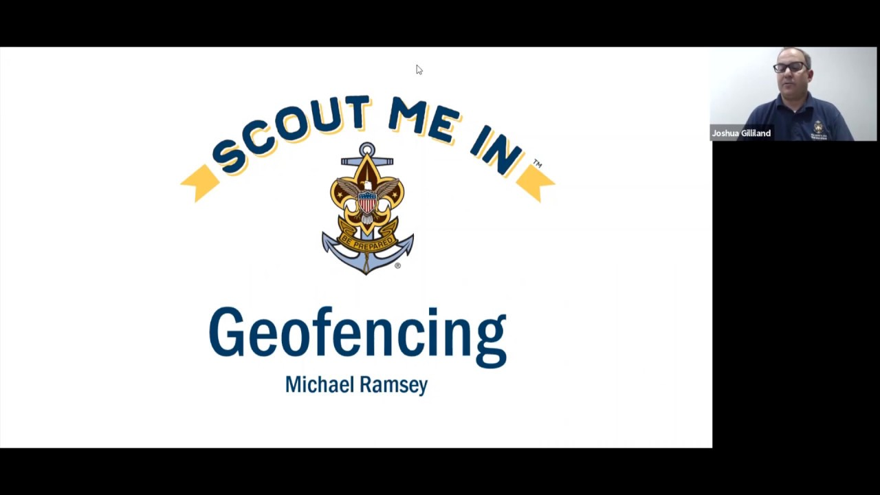 Marketing Your Sea Scout Ship with Geofencing (Recorded Webinar)