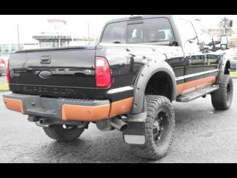 2008 Ford F-350 Super Duty Lariat HARLEY DAVIDSON EDITION for sale
