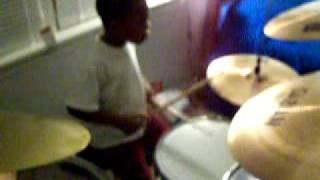 Them Changes (Ledisi) drum cover by Aubrien Washington