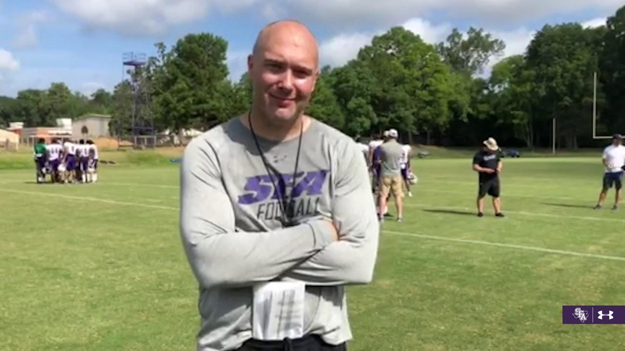 Football - Stephen F  Austin State University Athletics