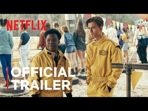 GO KARTS | Official Trailer | Netflix